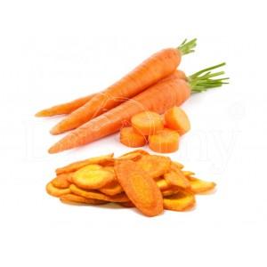 Dromy Carrot chips 1 kg