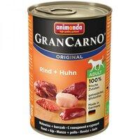 Animonda GRANCARNO konzerva ADULT hovězí/kuřecí 400g
