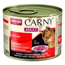 Animonda konzerva kočka Adult hovězí 200g
