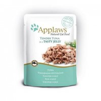 Applaws kapsička Cat JELLY 70g maso z TUŇÁKA v aspiku