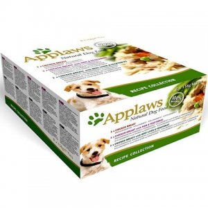 Applaws konzerva Dog 8x156g MultiPack RECIPE