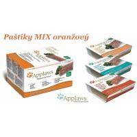 Applaws Paté Cat 7 x 100g MultiPack FRESH oranžový - mix paštik pro kočky