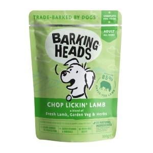 Barking Heads Chop Lickin' Lamb - kapsička