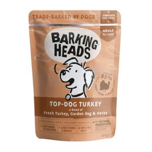 Barking Heads Top Dog Turkey - kapsička