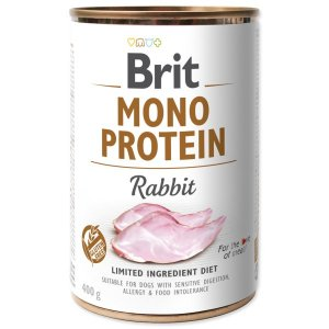 Brit Dog konz Mono Protein Rabbit 400g