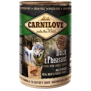 Carnilove Wild Meat Duck & Pheasant 400g