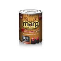 Marp Cat Beef konzerva pro kočky s hovězím 6x400g