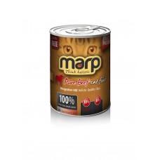 Marp Cat Beef konzerva pro kočky s hovězím 400g