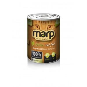 Marp Cat Chicken konzerva pro kočky s kuřecím 6x400g