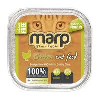 Marp Cat Chicken vanička pro kočky s kuřecím 100g