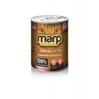 Marp Cat Salmon konzerva pro kočky s lososem 6x370g