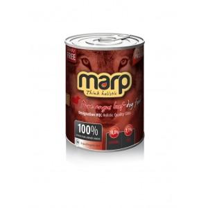 Marp Dog Angus Beef konzerva pro psy s hovězím 6x400g
