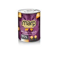 Marp Dog Mix konzerva pro psy jehně + zelenina 6x400g
