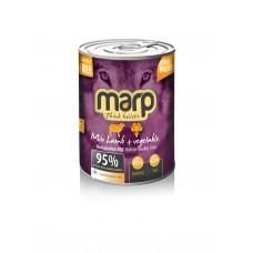 Marp Dog Mix konzerva pro psy jehně + zelenina 400g
