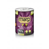 Marp Dog Mix konzerva pro psy kuře + zelenina 6x400g