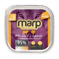 Marp Dog Mix vanička pro psy jehně + zelenina 100g