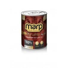 Marp Dog Wild Boar konzerva pro psy s divočákem 400g