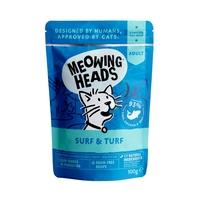 Meowing Heads Surf & Turf - kapsička