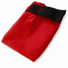 Non-stop Dogwear Zimní botička (4ks) - červená