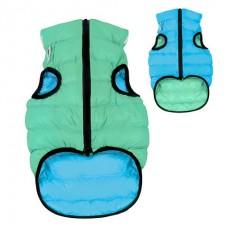 AIRY VEST LUMI bunda pro psy luminiscenční/modrá XS 22