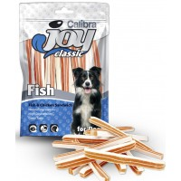 Calibra Joy Dog Classic Fish & Chicken Sandwich 80g