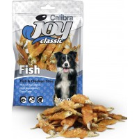 Calibra Joy Dog Classic Fish & Chicken Slice 80g