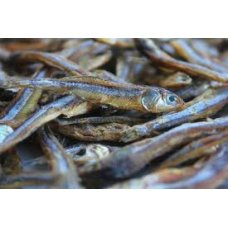 Dried Fish - sušená ryba 100g