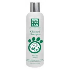 Menforsan Přírodní šampon s biotinem pro psy 300ml