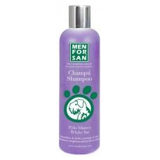 Menforsan Šampon pro zesvětlení bílé srsti 300ml