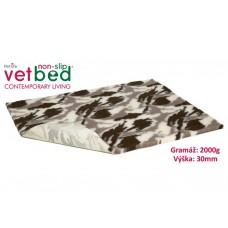 Vetbed protiskluz/Drybed Camo-poušť 100x75cm