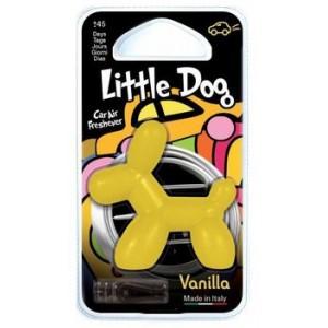 Osvěžovač vzduchu-LITTLE DOG VANILLA