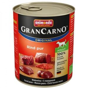 Animonda GRANCARNO konzerva ADULT hovězí 800g