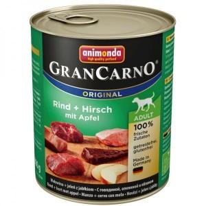 Animonda GRANCARNO konzerva ADULT jelení/jablko 800g