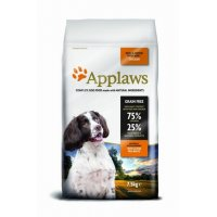 Applaws Dog Adult Small & Medium Breed Chicken 2x7,5kg + DOPRAVA ZDARMA