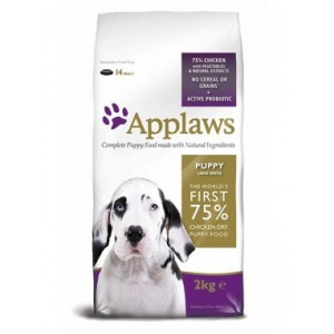 Applaws Dog Puppy Large Breed Chicken 2kg