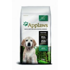 Applaws Dog Puppy Small & Medium Breed Chicken 2x7,5kg + DOPRAVA ZDARMA