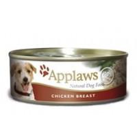 Applaws konzerva Dog kuřecí prsa 156g
