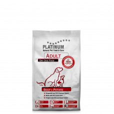 Platinum Adult Beef & Potato 1,5kg